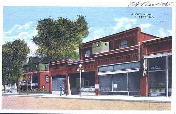 Penny Postcards -- Marshall, Missouri